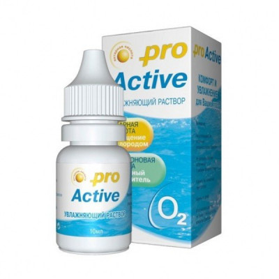 Капли для глаз Optimed ProActive 10 мл