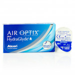 Контактные линзы Air Optix plus HydraGlyde (-)
